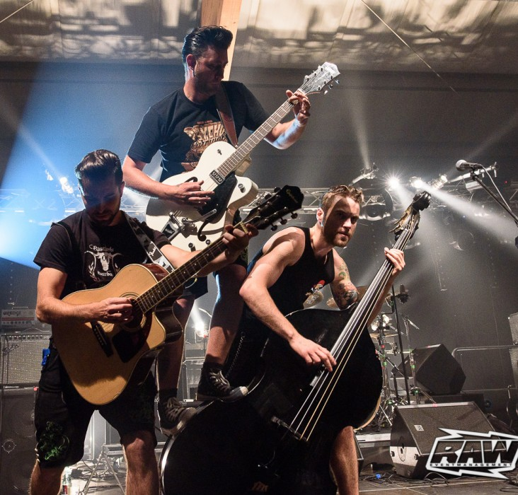 THE BURNING ACES @ Pfingstspektakel Attnang-Puchheim